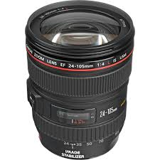 Canon EF 24-105 mm  1:4 L IS