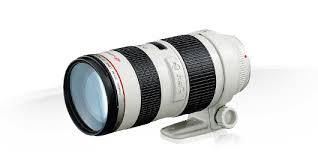 Canon EF 70-200 mm f2.8 L IS